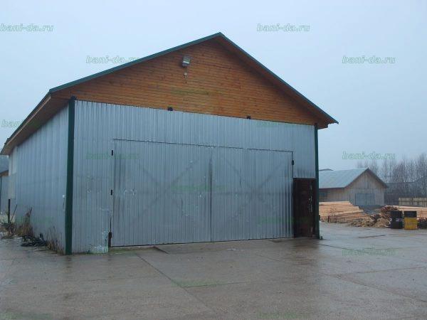 Склад №1 материалов для отделки бань