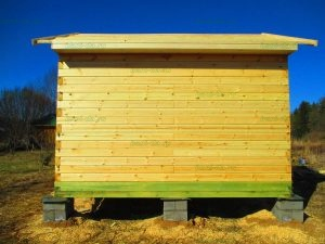 Строительство бани 4 на 5.5 Селижарово, Тверская область фото 22