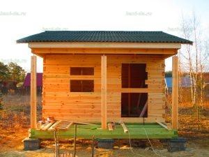 Строительство бани 4 на 5.5 Селижарово, Тверская область фото 26