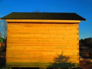 Строительство бани 4 на 5.5 Селижарово, Тверская область фото 27