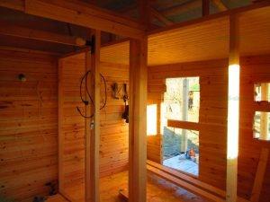 Строительство бани 4 на 5.5 Селижарово, Тверская область фото 29