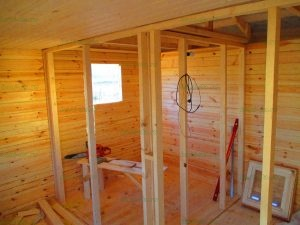Строительство бани 4 на 5.5 Селижарово, Тверская область фото 30