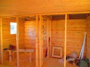 Строительство бани 4 на 5.5 Селижарово, Тверская область фото 31