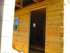 Строительство бани 4 на 5.5 Селижарово, Тверская область фото 36