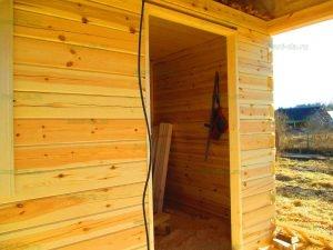 Строительство бани 4 на 5.5 Селижарово, Тверская область фото 37