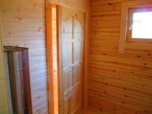 Строительство бани 4 на 5.5 Селижарово, Тверская область фото 43