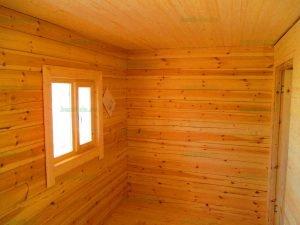 Строительство бани 4 на 5.5 Селижарово, Тверская область фото 45