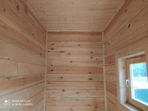 Строительство бани 4 на 6 Солнечногорск, Московская область фото 5