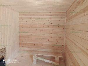 Строительство бани 4 на 6 Солнечногорск, Московская область фото 4
